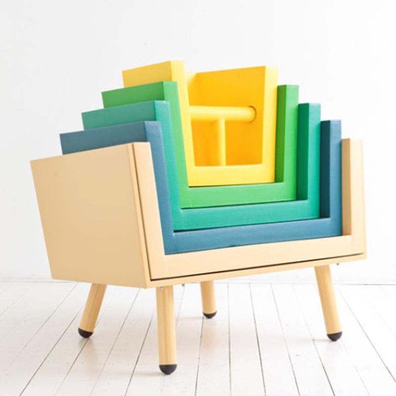 Kinderstuhl Design minus10 kid furniture